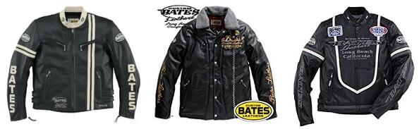 bates バイクジャケット