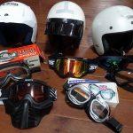 ジェットヘルメットに似合うゴーグルは?人気のゴーグルを徹底紹介!