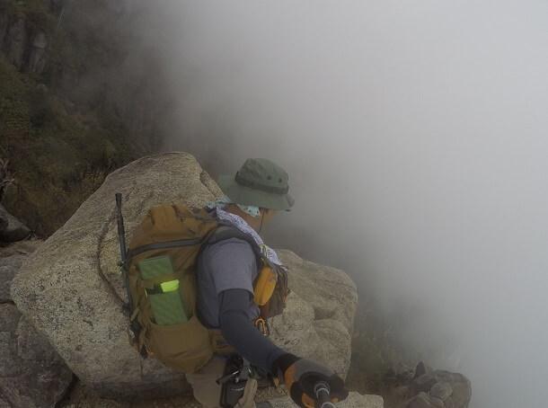 御在所岳 大黒岩2