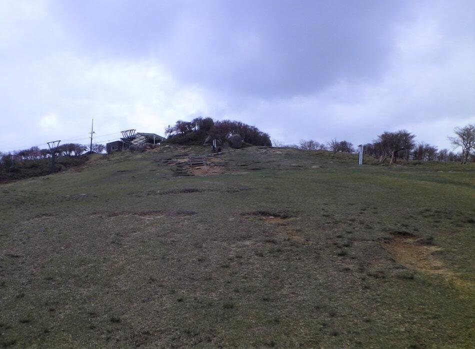山上公園 ゲレンデ