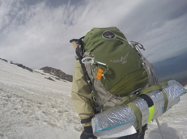 5月の御嶽山登山