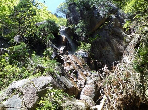 御在所岳 本谷 大黒滝