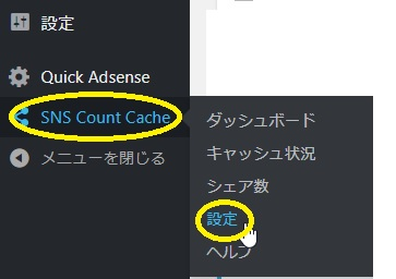 NS Count Cacheの使い方