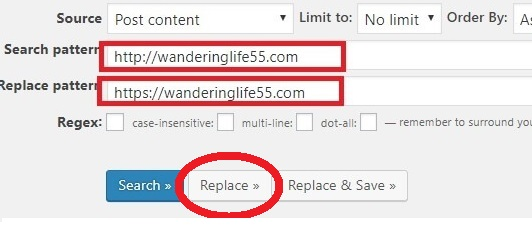 Search Regexによる変換 その1