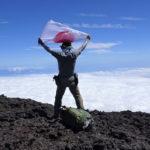 富士登山 富士宮ルート 山開き前 日帰り往復7.5h 【山行記録】