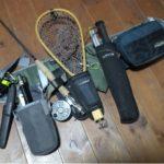 ウェーディングベルト/釣り用ベルト紹介~渓流釣り・源流釣行で重宝します