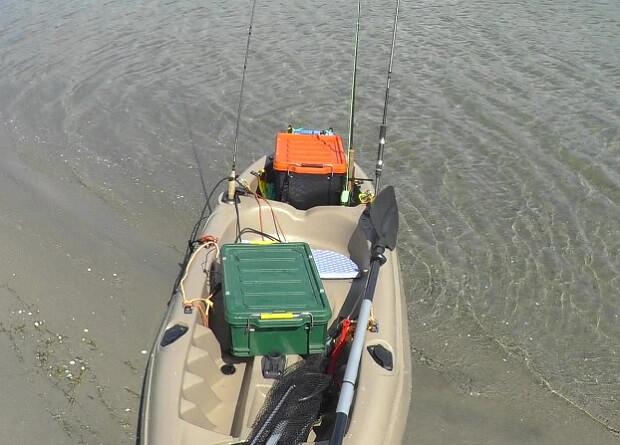 弁天島のいかり瀬に上陸