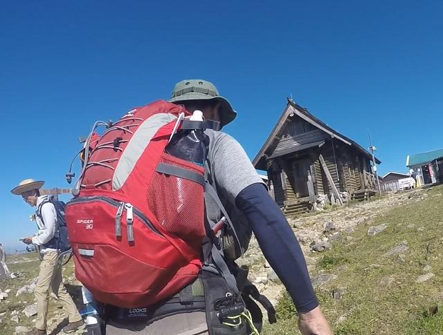 ワークマンのコンプレッションウェアを登山で使用してみた