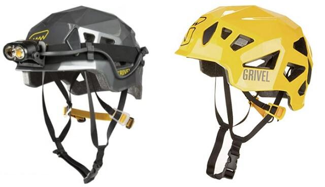 グリベルのヘルメット ステルス