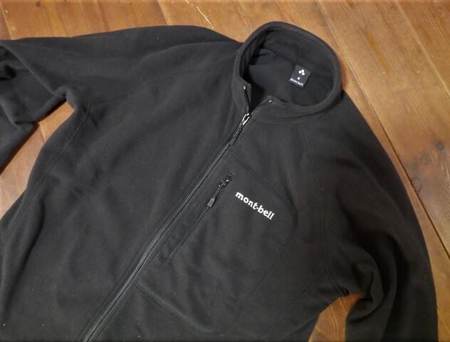 モンベルのシャミース ジャケット