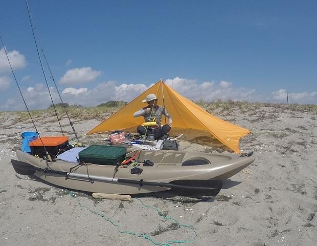 釣りキャンプに関する記事の一覧