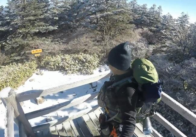 恵那山 展望台からの眺め