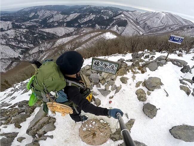 藤原岳 登山ガイド