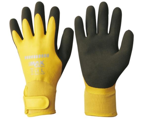ワークマンの防水・防寒手袋