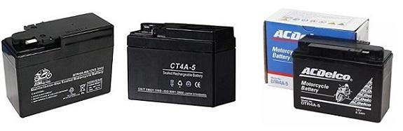 YTR4A-BSの互換性バッテリー