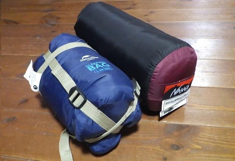 シュラフ・寝袋