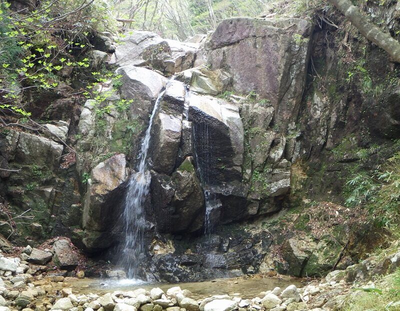 鎌ヶ岳 大滝