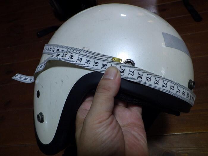 OGKスモールジェット 帽体サイズ