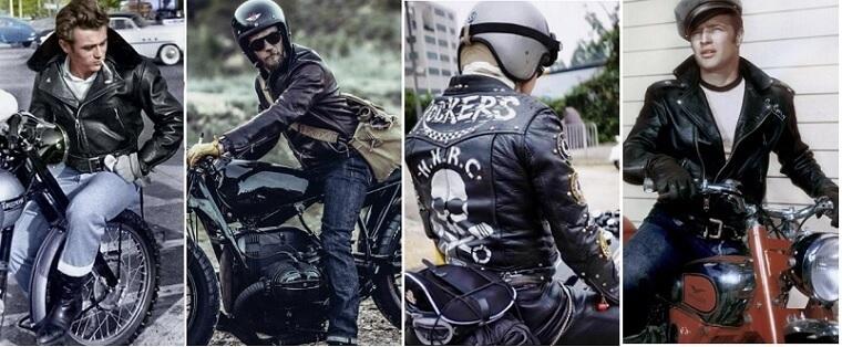 バイカーファッションの特集