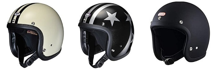 立花のジェットヘルメット
