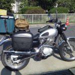 バイクでキャンプ ツーリング 装備・積載、おすすめ道具紹介