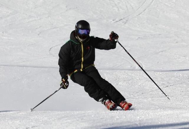 防寒フェイスマスク スキー