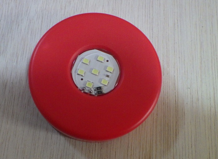 ビーパル1月付録 LEDライト本体