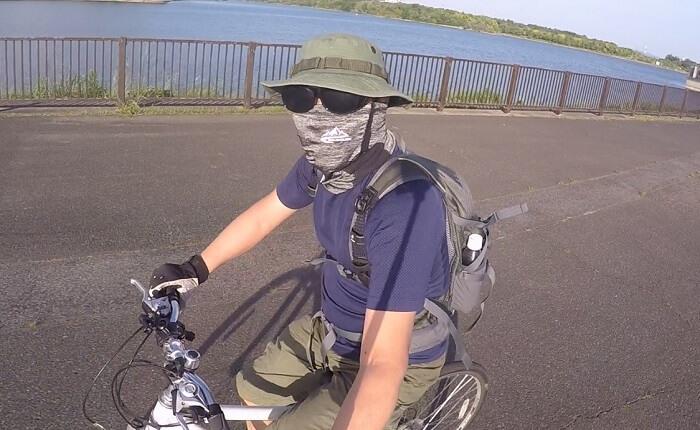 日焼け防止効果が期待できる冷感マスク