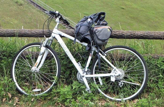 ドイターのアドベンチャーライトで自転車ツーリング