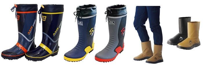 釣りにも使えるワークマンの防水長靴