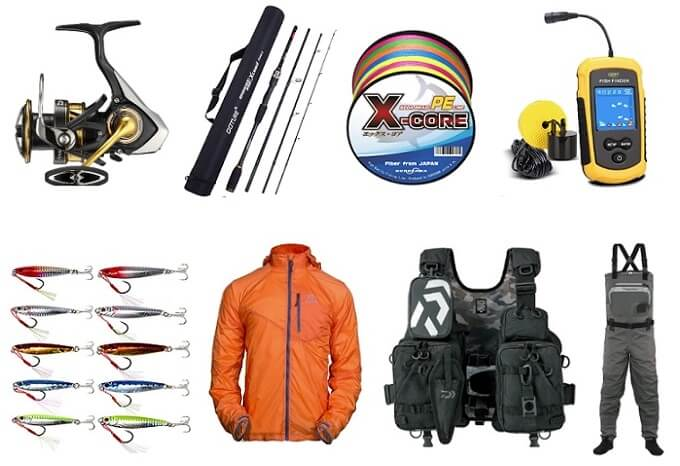 釣り具・釣り用品の人気・売れ筋ランキング