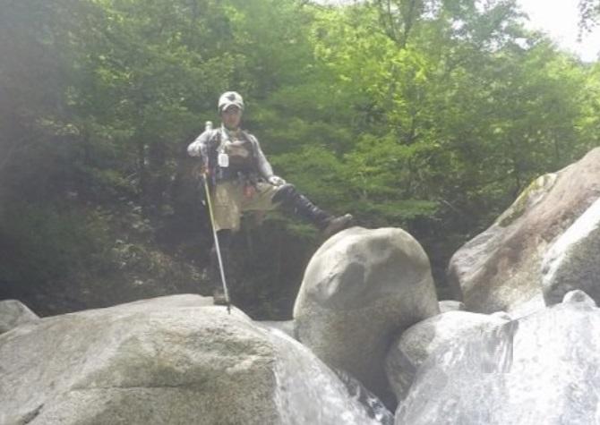 モンベルの渓流ゲーターの使用感 渓流釣り着用