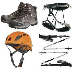 登山用品の売れ筋アイテム