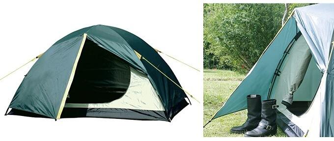 BUNDOKのツーリング テント