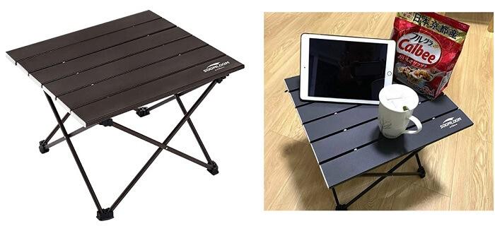 soomloom アウトドア 折り畳み式テーブル