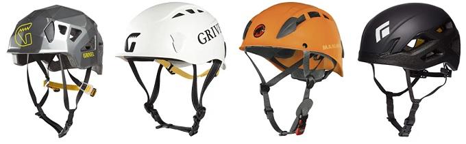 登山用ヘルメット