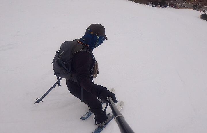 スキーベンチャーの使用感について