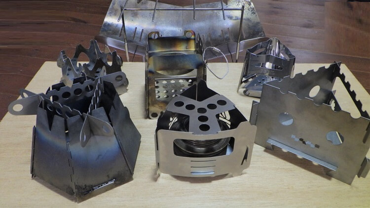 ブッシュボックス ウルトラライトのライバル製品