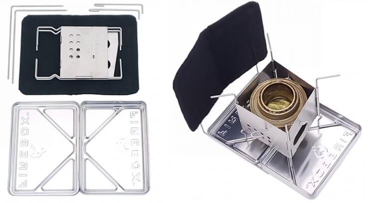 ファイヤーボックス ナノ xケース セット