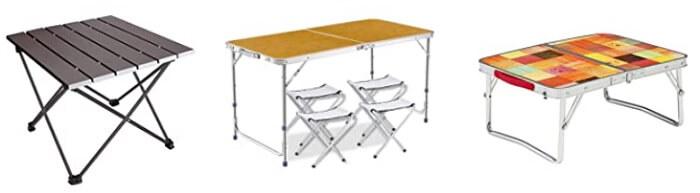 アウトドア用テーブルの売れ筋