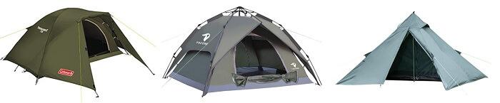 テントの売れ筋ランキング