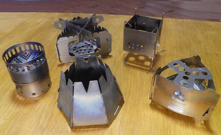ウルトラライトな焚き火台 ストーブのおすすめ5選