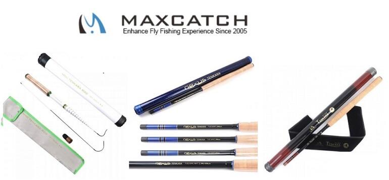 MAXCATCHの各種テンカラ竿