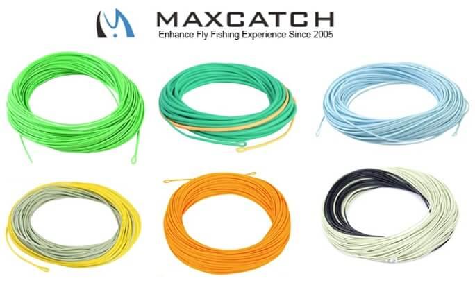 MAXCATCH フライラインの特色
