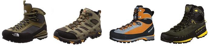 登山靴の売れ筋一覧